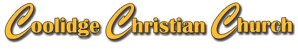 coolidge community church logo-gold